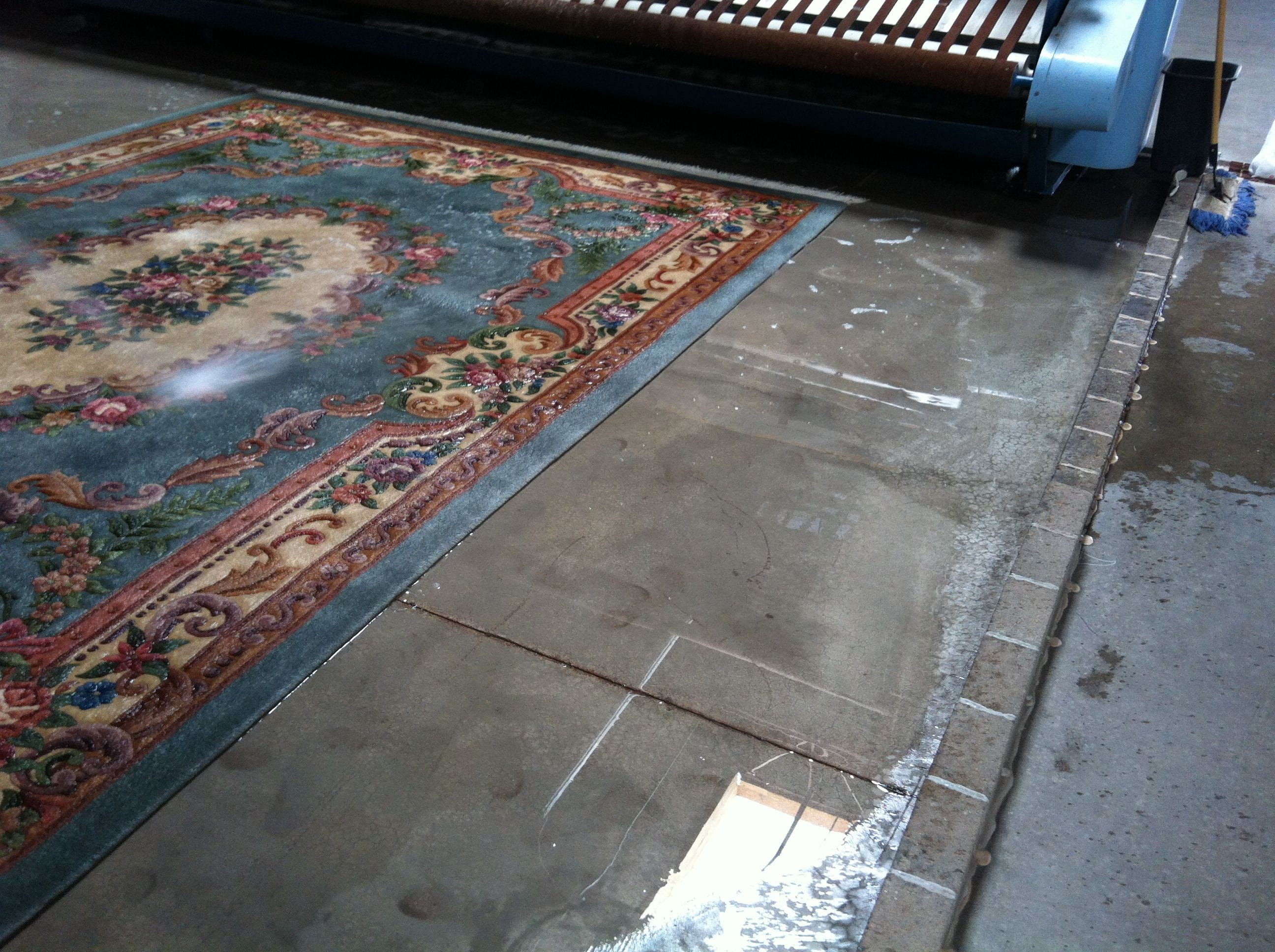 Be Fooled Into Surface Rug Cleaning