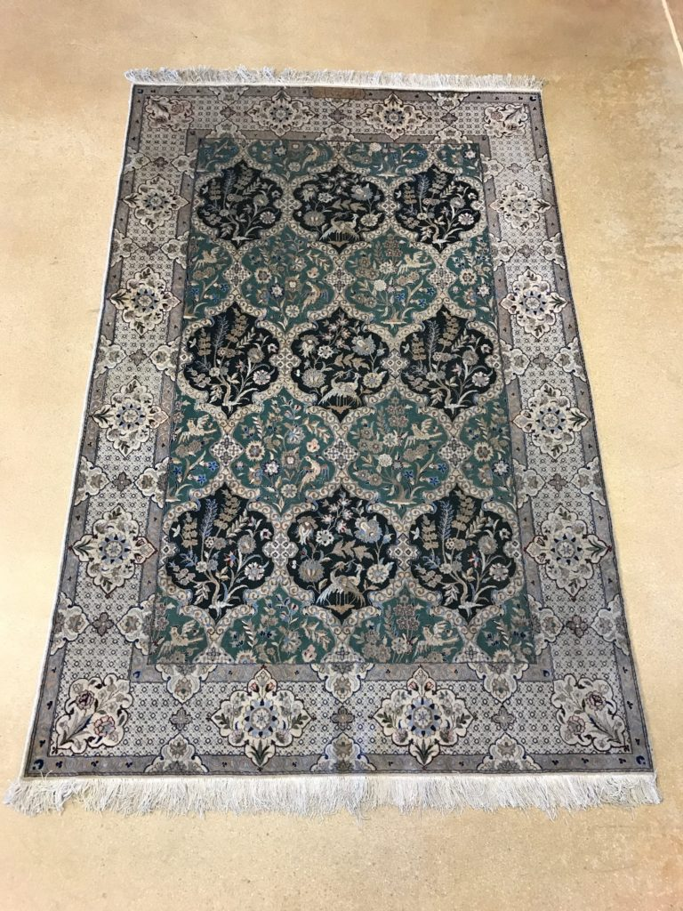 Nain Rug For Oriental Cleaning