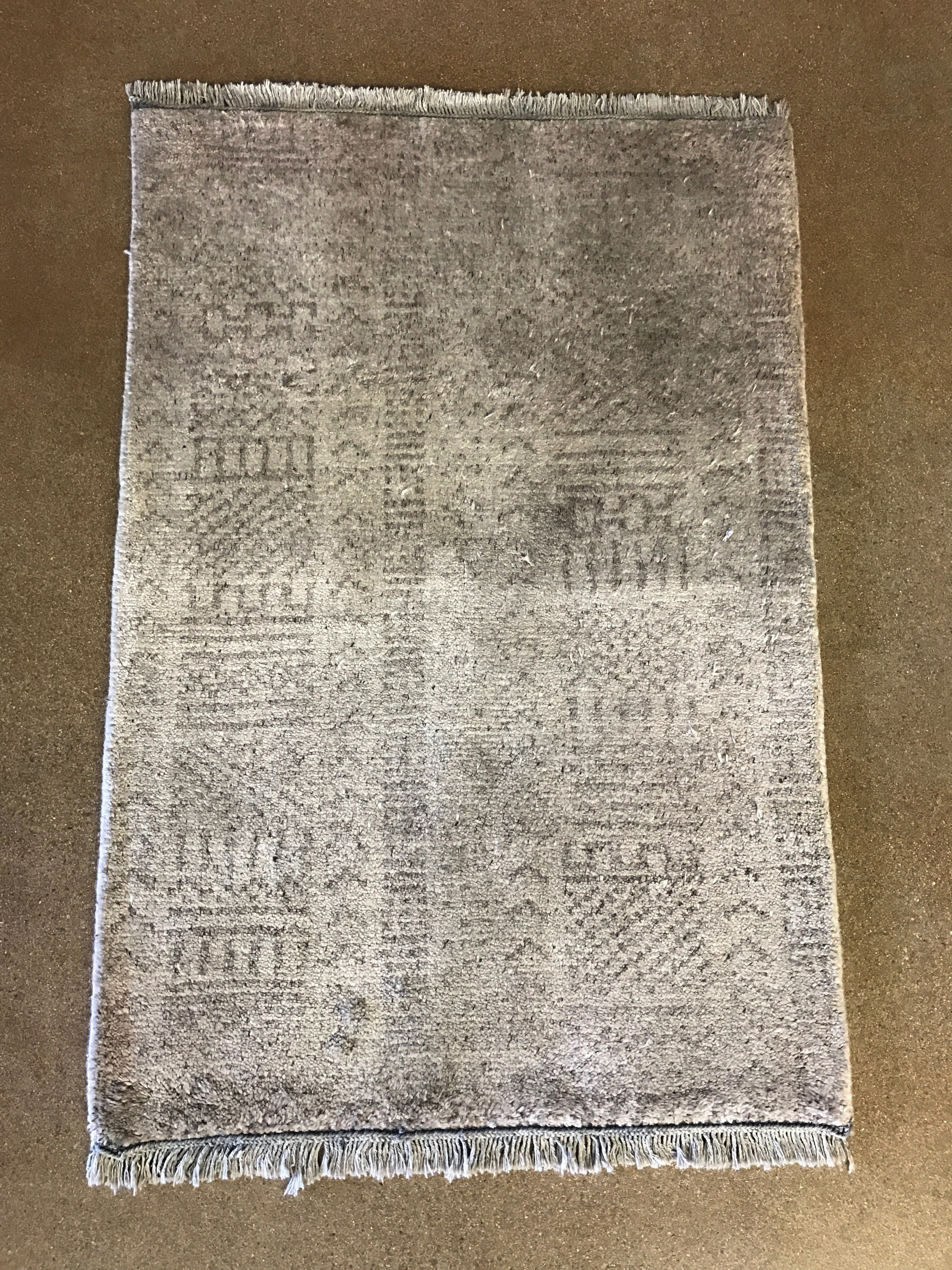 Moroccan Rug Silver Color Overview Pv Rugs
