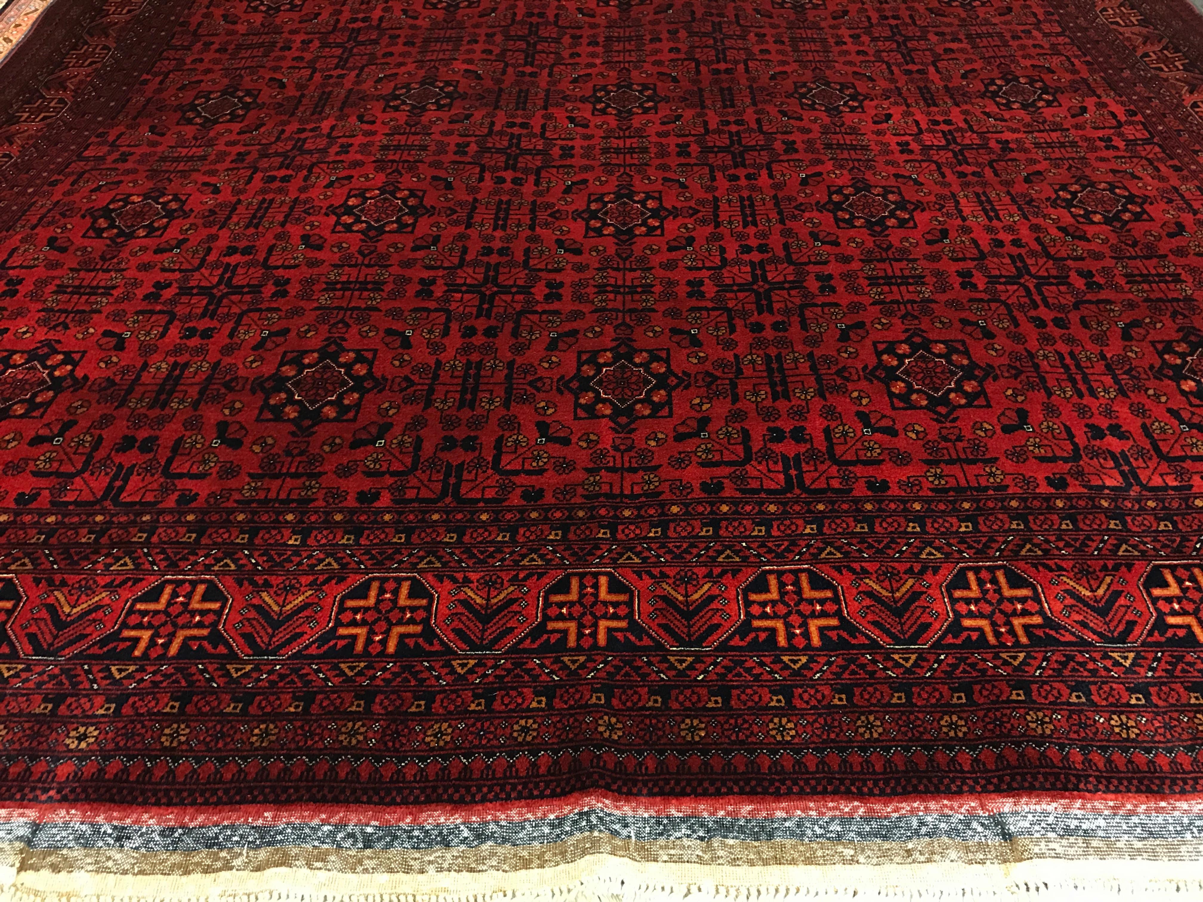 Red Khal Mohammadi Rug Belgian Wool Scottsdale Az Pv Rugs