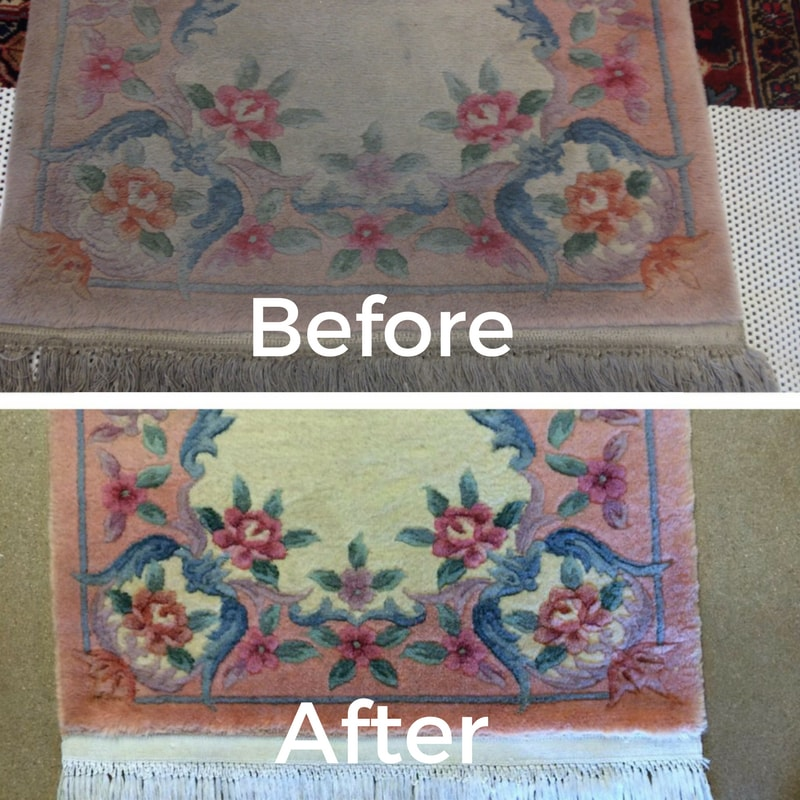 Oriental Rug Cleaning Scottsdale AZ Experts